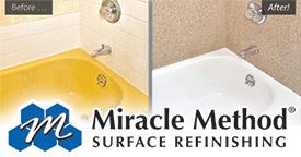 Miracle Method Surface Refinishing - Northeast, Ohio