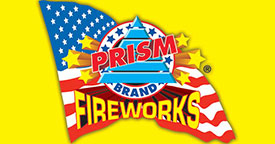Prism Fireworks - Edinburg, Ohio