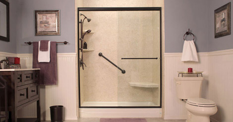 JR Luxury Bath North Canton Ohio MaxValues Bathroom Remodeling - Bathroom remodeling canton ohio