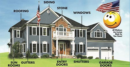 Weatherseal Cuyahoga Falls Ohio Windows Siding