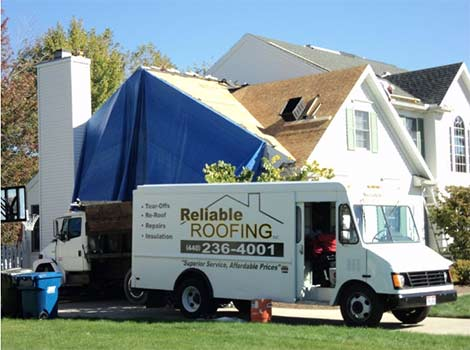 Reliable Roofing - Columbia Station, Ohio