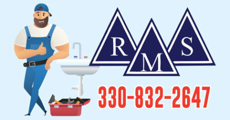 RMS – Drain Cleaning & Plumbing – Massillon, Ohio