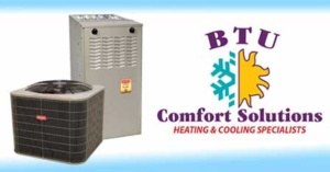 BTU Comfort Systems Heating & Cooling