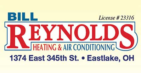 Bill Reynolds Heating & Air Conditioning – Eastlake, Ohio