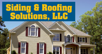 Siding and Roofing Solutions Coupons