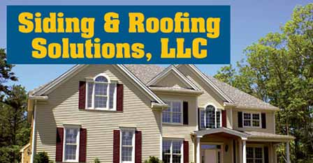 Siding and Roofing Solutions, LLC