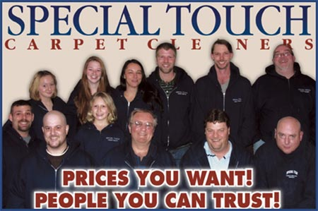 Special Touch Carpet Cleaners - Cleveland, Ohio