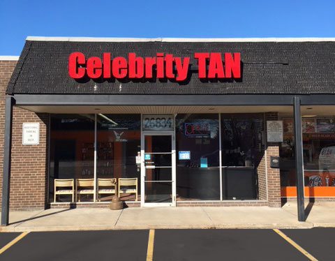 Celebrity Tan - North Olmsted, OH - Yelp
