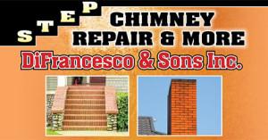 DiFrancesco & Sons Steps, Chimney Repair & More