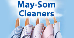 May-Som Cleaners Coupon