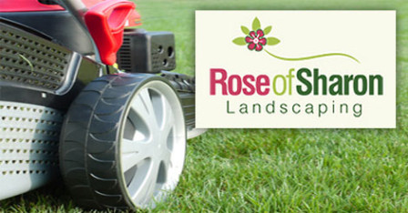 Rose of Sharon Landscaping