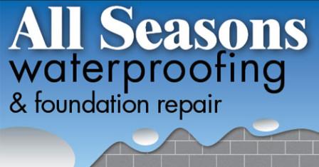All Seasons Waterproofing & Foundation Repair