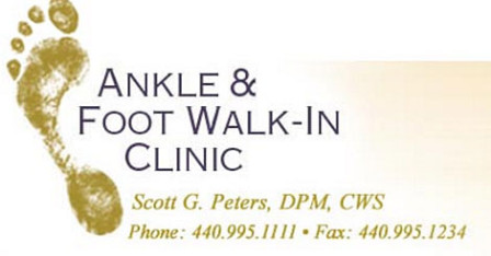 Ankle & Foot Walk-In Clinic