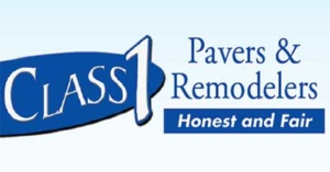 Class 1 Pavers - Home Improvement & Construction