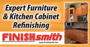 FinishSmith Coupons Furniture and Cabinet Refinishing