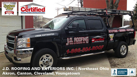 JD Roofing & Exteriors Inc.