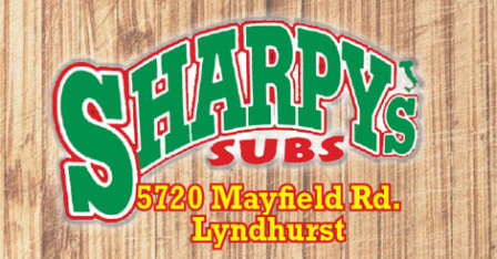 Sharpy's Subs – Lyndhurst, Ohio