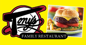 Tony's Family Restaurant Parma