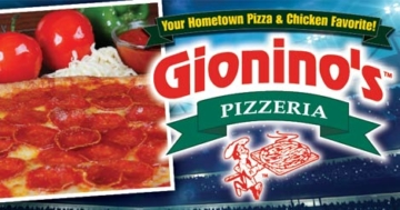 Gionino's Pizza Coupons