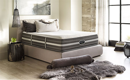 Mattress Showcase - Simmons