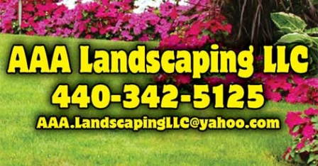 AAA Landscaping LLC – North Royalton, Ohio