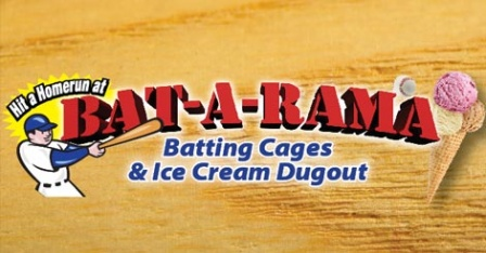 Bat-A-Rama Batting Cages & Ice Cream Dugout
