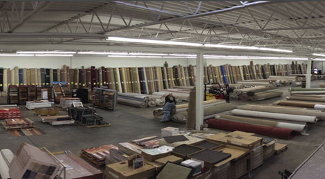 Carpet & Flooring Mill Outlet Store
