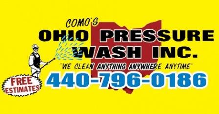 Como's Ohio Pressure Wash