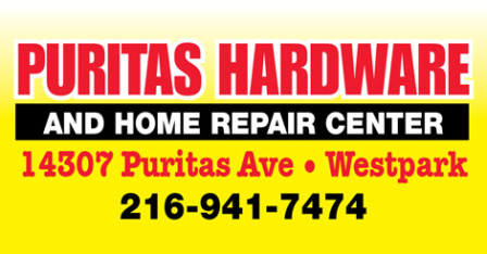 Puritas Hardware – Cleveland, Ohio