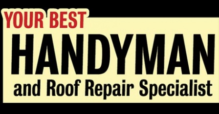Your Best Handyman and Roof Repair Specialist