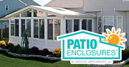 Patio Enclosures – Stow, Ohio