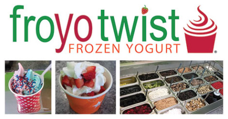 Froyo Twist Frozen Yogurt