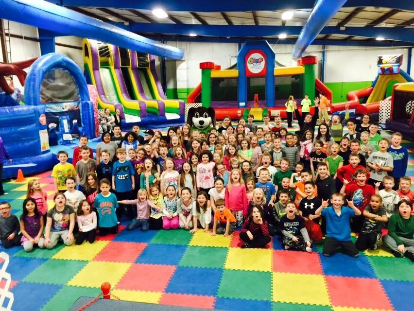 The Jump Yard North Royalton Ohio Indoor Bounce House Park