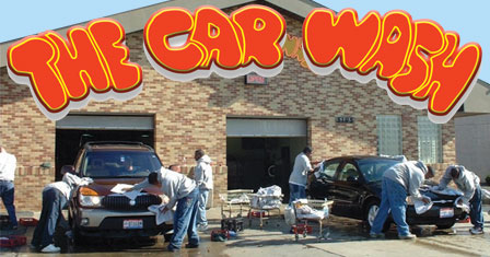 The Car Wash & Detailing