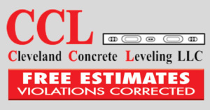 CCL Cleveland Concrete Leveling - Cleveland, Ohio - Concrete Leveling Service