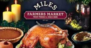 Miles Farmers Market - Solon, Ohio