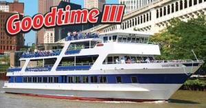 Goodtime III - Cleveland, Ohio - Cleveland's Largest Excursion Ship