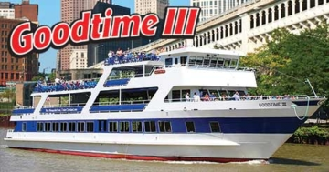 Goodtime III - Cleveland, Ohio - Cleveland's Largest Excursion Ship