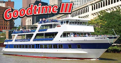 Goodtime III - Willoughby, Ohio - Cleveland's Largest