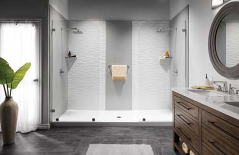 JR Luxury Bath - North Canton, Ohio - Professional bathroom remodeling. Our mission is to give our customers a unique experience of 100% satisfaction