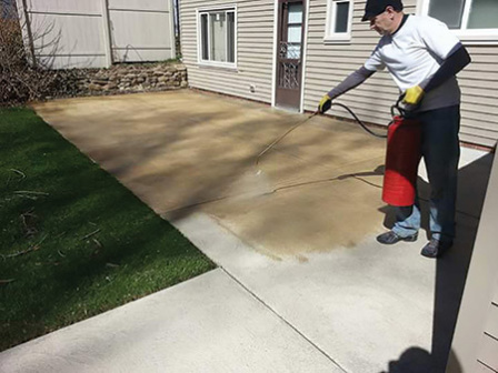 McAllister Paving, Sealcoating & Decks