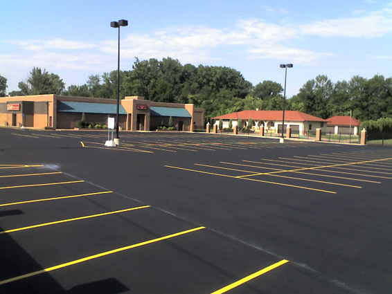 Sable Asphalt - Akron, Ohio - Paving & Seal Coating Contractors