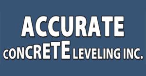 Accurate Concrete Leveling Inc. - Cleveland, Ohio - Concrete Services