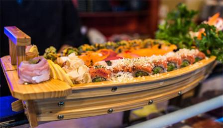 Arashi Japan – Sushi & Hibachi Steak House