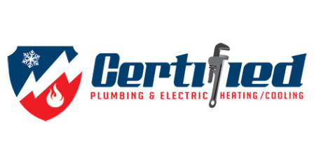 Certified Plumbing, Heating, Cooling & Electric