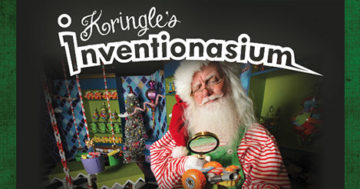 Kringle's Inventionasium - Cleveland, Ohio - Holiday Adventure