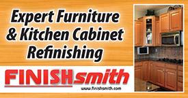 FinishSmith Furniture Refinishing & Kitchen Cabinet Refinishing - Cleveland, Ohio
