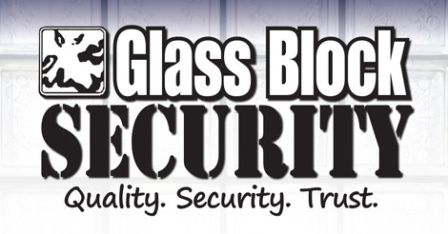 Glass Block Security