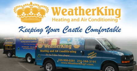 WeatherKing Heating and Air Conditioning – Peninsula, Ohio