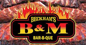 Beckhams BBQ Logo 275x144
